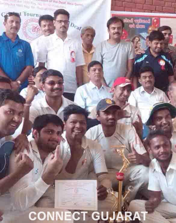 ભરૂચમાં દિવ્યાંગ યુવાનો માટે T-૨૦ ગુજરાત ક્રિકેટ ટુર્નામેન્ટ ૨૦૧૬ યોજાઇ