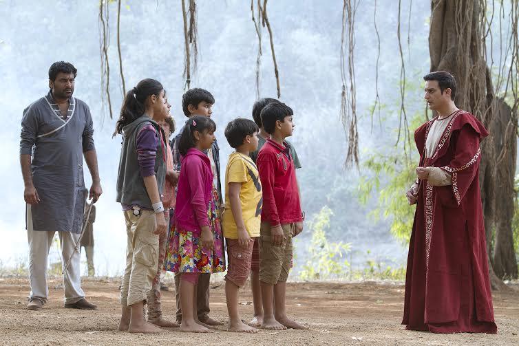બાળકોની ફિલ્મ શોર્ટકટ સફારી આજે થઇ રિલીઝ
