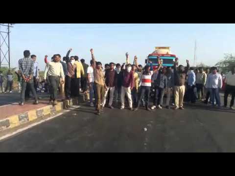 ગુજરાતમાં ફરી એક વાર પાટીદાર vs પોલીસ, રસ્તા રોકો-જેલ ભરો આંદોલન સાથે ફરી એકવાર પથ્થરમારો અને આગચાંપીના બનાવો નોંધાયા
