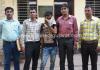 bharuch fb kand ,cyber crime team arrested criminal