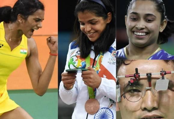 ઓલિમ્પિકમાં મેડલ જીતી લાવનાર દેશની દીકરીઓને એનાયત થયો 'ખેલ રત્ન'