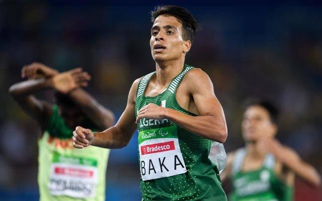 પેરા ઓલિમ્પિકમાં દિવ્યાંગ દોડવીરે તોડ્યો રિયો ઓલિમ્પિકનો રેકોર્ડ