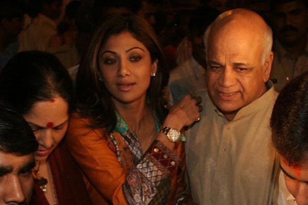 અભિનેત્રી શિલ્પા શેટ્ટીના પિતાનું નિધન, બોલીવુડની અનેક હસ્તીઓએ વ્યક્ત કર્યો શોક