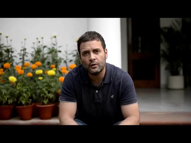 રાહુલ ગાંધીએ દેશવાસીઓને પાઠવી દિવાળીની શુભેચ્છા