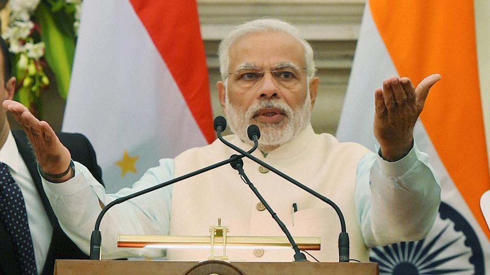 રાજકીય પક્ષોને મળતા ફંડ અંગેપારદર્શકતા લાવવા PM મોદીની કવાયત