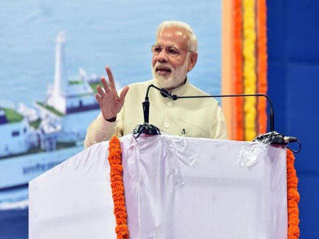 PM મોદીએ ગોવામાં રેલીને સંબોધિત કરી