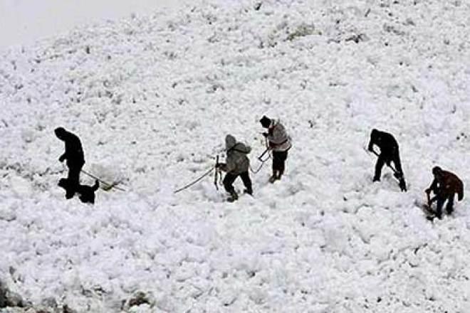 કાશ્મીરમાં હિમપ્રાપ્તથી  દેશના 15 જવાનો શહીદ