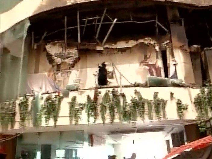 દિલ્હીમાં ક્રિકેટરો રોકાયા હતા તે હોટલમાં લાગી આગ,ધોની સહિતના ખેલાડીઓને સુરિક્ષત બાહર કાઢયા