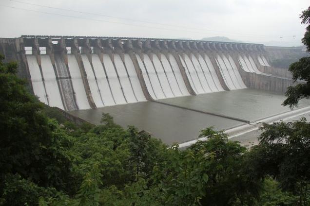 સરદાર સરોવર નર્મદા ડેમની જળ સપાટી 118.07 મીટરે પહોંચી