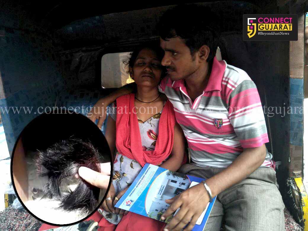 ગુજરાતમાં મહિલાની ચોટલી કાપવાની ત્રીજી ઘટના અંકલેશ્વરમાં પ્રકાશમાં આવતા ચકચાર