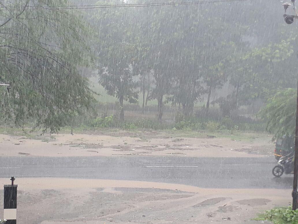 ગુજરાતમાં આગામી પાંચ દિવસ ભારેથી અતિભારે વરસાદની આગાહી