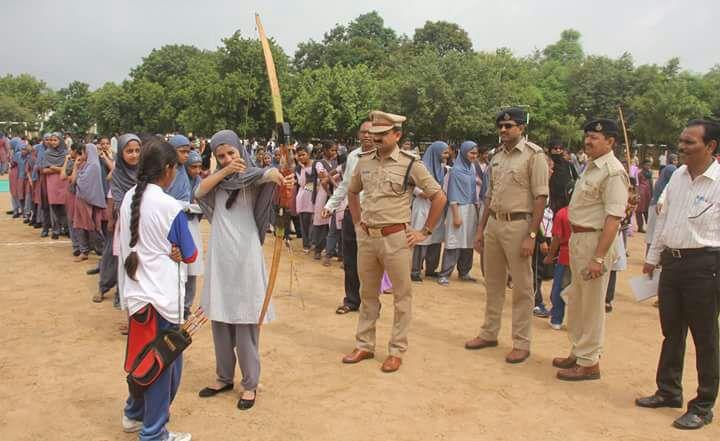પંચમહાલ જિલ્લા પોલીસ દ્વારા મહિલા સુરક્ષા દિનની ઉજવણી