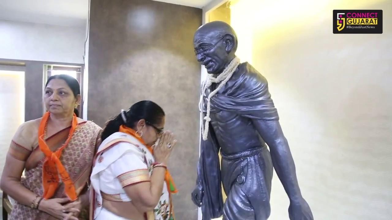 અંકલેશ્વર ભાજપ દ્વારા ભારત છોડો આંદોલનનાં 75 વર્ષની વર્ષગાંઠની ઉજવણી કરાઈ