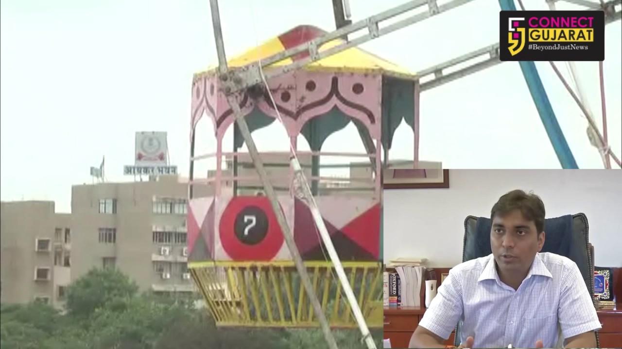 રાજકોટમાં લોક મેળા દરમિયાન સ્વાઈન ફલુનાં કહેરને રોકવા માટે તંત્રએ કમર કસી