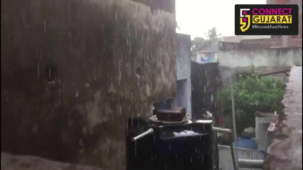 ભરૂચ જિલ્લામાં 24 કલાકમાં 348 મીમી વરસાદ ખાબક્યો