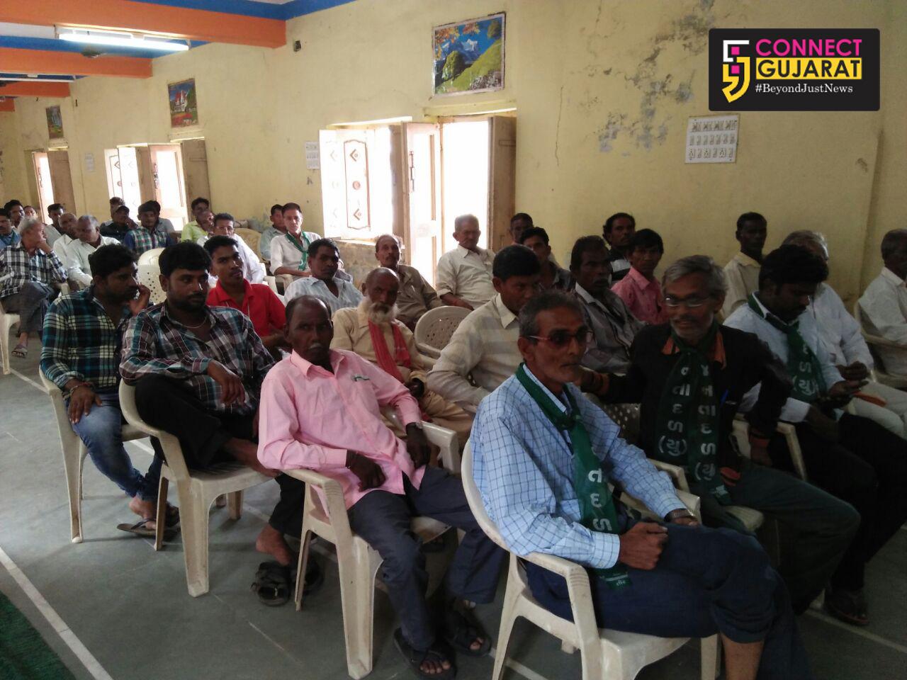 આમોદમાં જેડીયુની ચૂંટણી લક્ષી બેઠક યોજાઈ