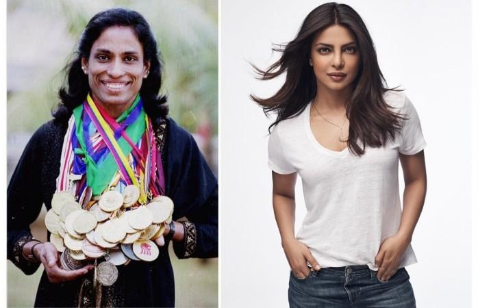 અભિનેત્રી પ્રિયંકા ચોપરા ઓલમ્પિક ચેમ્પિયન પી.ટી ઉષાનો અભિનય કરશે