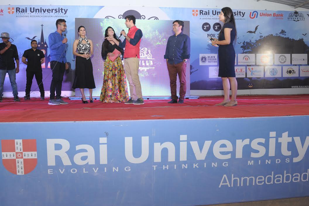 દેવ દિવાળીનાં પાવન અવસરે ધોળકા રાય યુનિવર્સિટીમાં  રતનપુર ફિલ્મની ટીમે કરી ઉજવણી