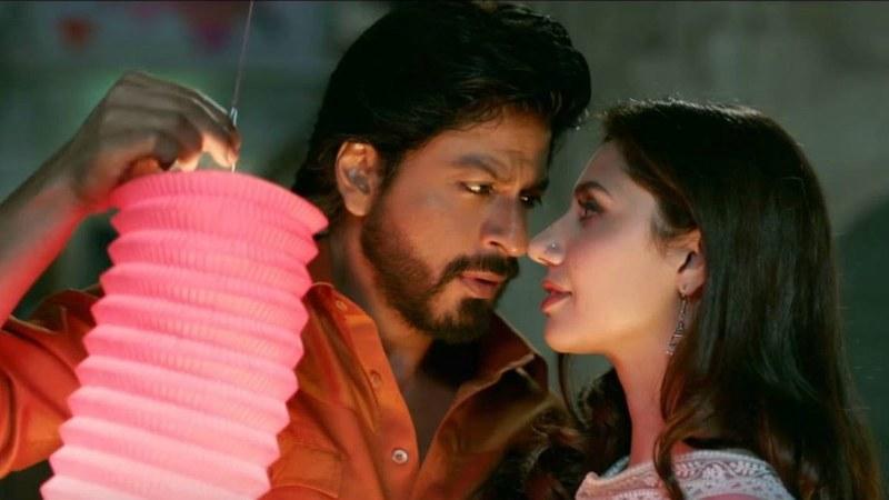 શાહરૃખ ખાન અને માહિરા ખાનની ફિલ્મનો બીજો ભાગ બને તેવી શક્યતા
