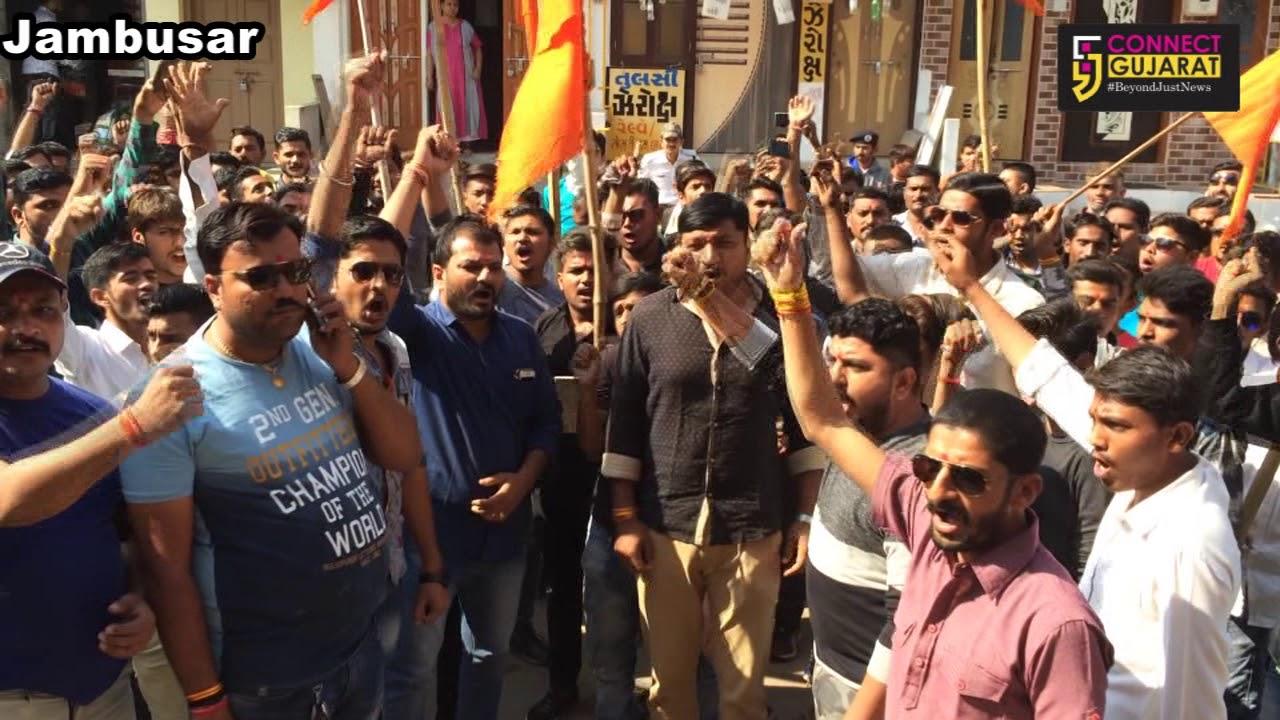 ગુજરાત પોલીસ સુપ્રીમ કોર્ટના હુકમ નું કરશે પાલન - પદમાવત થશે રિલીઝ