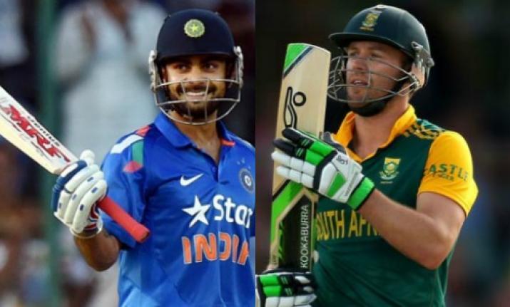 ભારત અને સાઉથ આફ્રિકા વચ્ચે બીજી ટી -20 મેચ