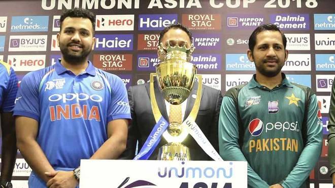 એશિયા કપમાં આજે ભારત- પાકિસ્તાન વચ્ચે રમાશે હાઈવોલ્ટેજ મેચ