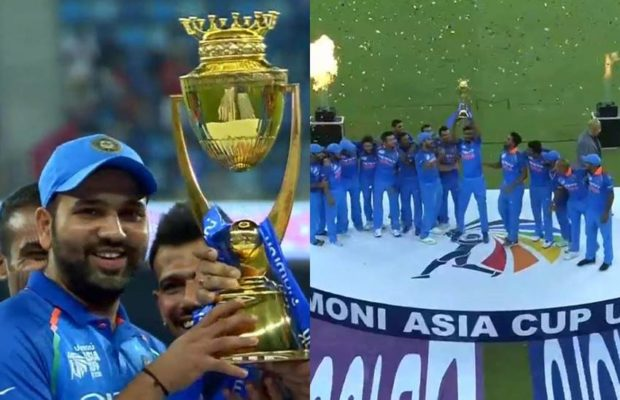 એશિયા કપમાં ભારતનો સાતમી વખત જવલંત વિજય