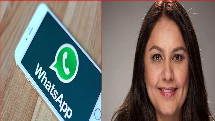 WhatsAppએ ભારતમાંગ્રીવન્સ ઓફિસરનેકરીનિમણૂક