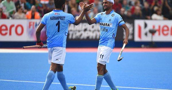 ભારતે 14માં હોકી વિશ્વ કપમાં ધમાકેદાર કરી શરૂઆત, દક્ષિણ આફ્રિકાને 5 - 0 થી હરાવ્યું