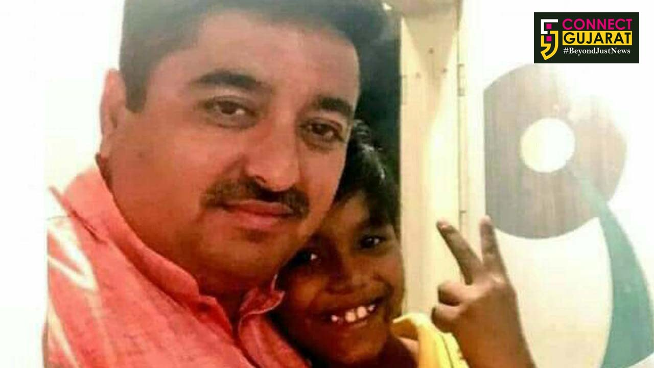 ગુજરાત પ્રદેશ મંત્રી ભાજપના પ્રદીપસિંહ વાઘેલાએ બાળકનું પરિવાર સાથે મિલન  કરાવી માનવતા મહેકાવી