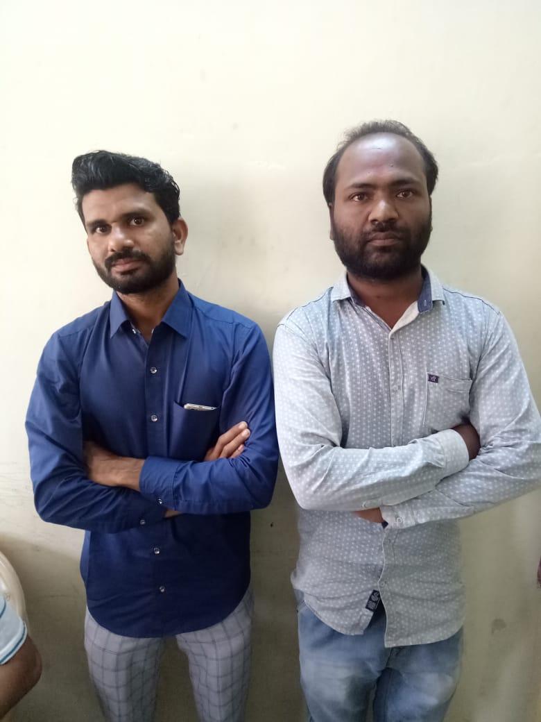 રાજકોટ : IPL મેચ પર સટ્ટો રમતા બે ઇસમોને પકડી પાડતી ભકિતનગર પોલીસ