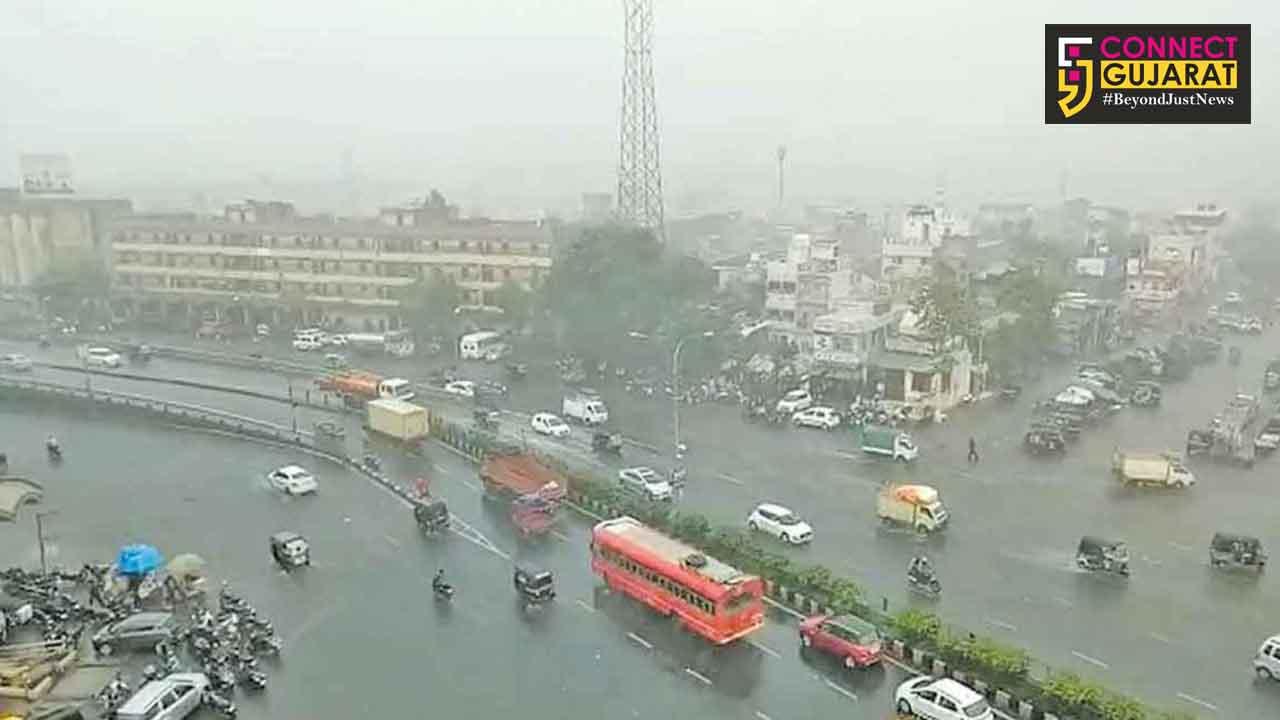 ગુજરાતમાં વાવાઝોડુ ત્રાટકવાના એંધાણ..!