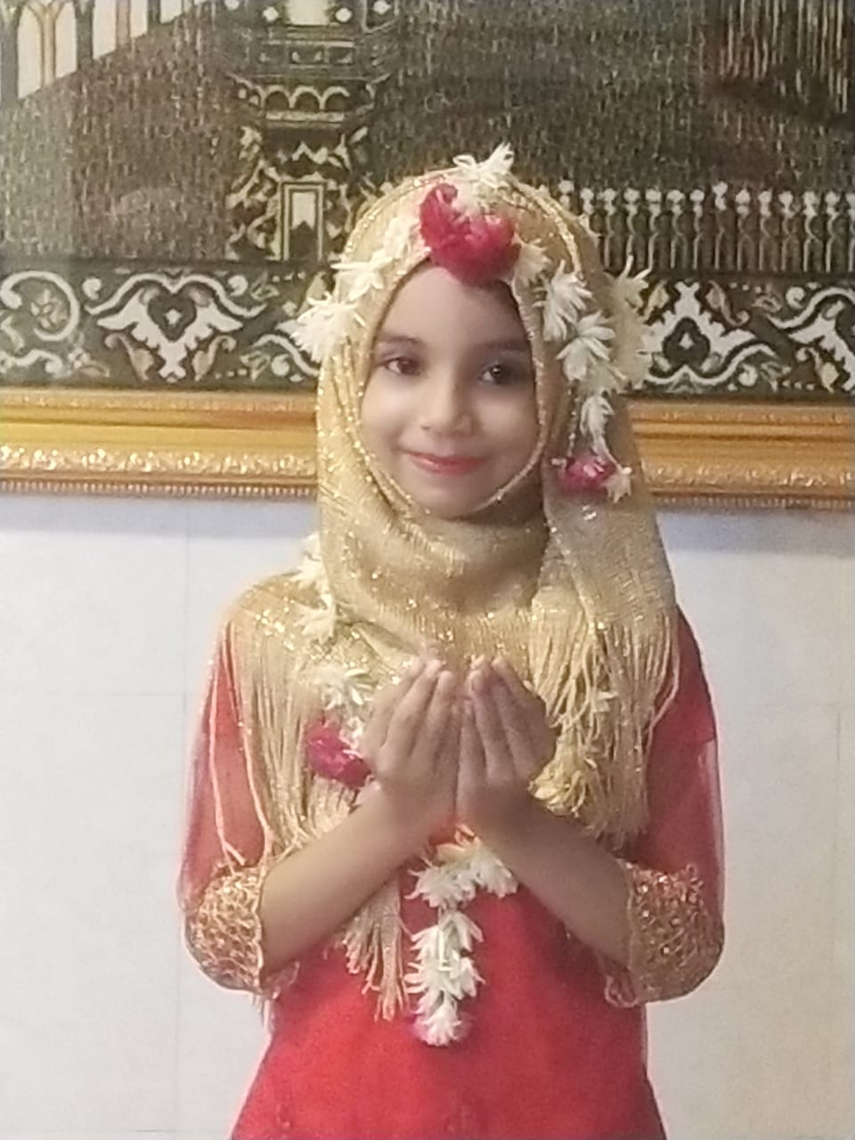 ભરૂચ: માત્ર ૮ વર્ષની સોફિયા મશહદીએ આકરી ગરમીમાં પહેલીવાર રમજાન માસના પુરા રોજા રાખી કરી ઇબાદત