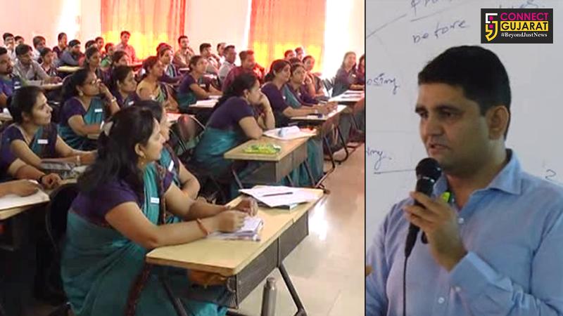ભરૂચ:જય અંબે સ્કૂલ દ્વારા શિક્ષકોના સર્વાંગી વિકાસ માટે એક સેમિનારનું આયોજન