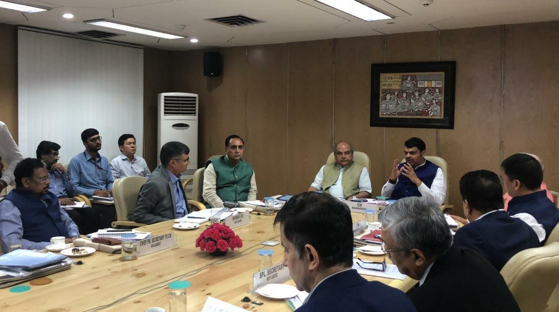 નવી દિલ્હી : નીતિ આયોગની બેઠક યોજાઇ, ગુજરાતના મુખ્યમંત્રી વિજય રૂપાણી રહ્યા ઉપસ્થિત