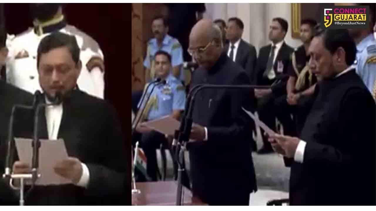 જસ્ટિસ બોબડે દેશના 47માં મુખ્ય ન્યાયાધીશ બન્યા, રાષ્ટ્રપતિએ લેવડાવ્યા શપથ, જાણો જસ્ટિસ બોબડે કોણ છે?