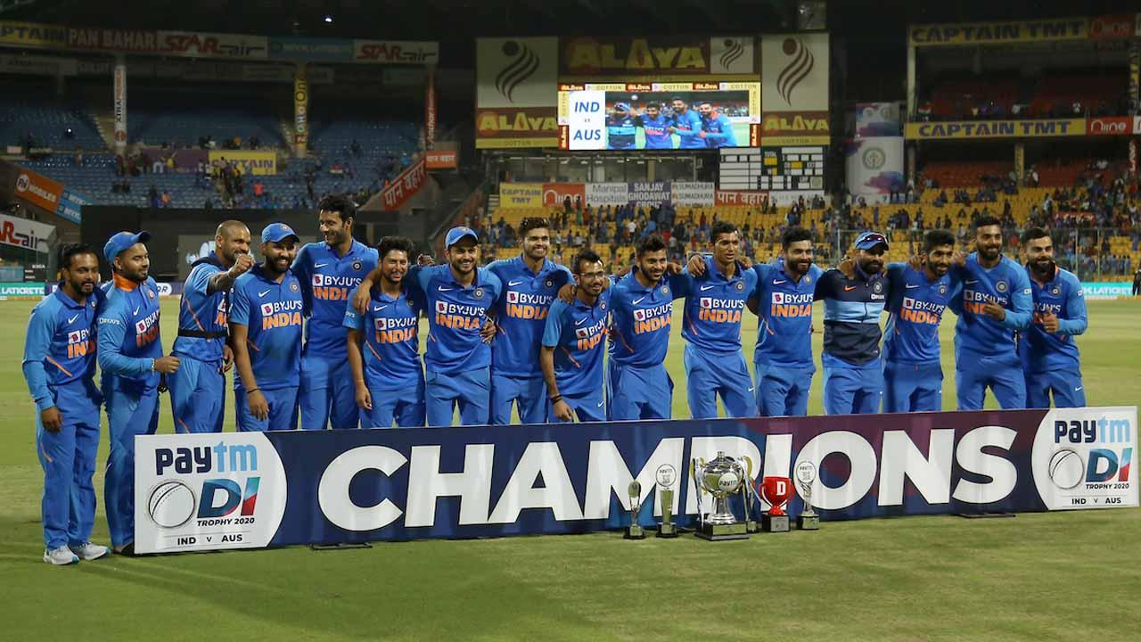 ક્રિકેટ : આકરી ટીકા કરનારાઓને વિરાટની ટીમનો હરહરતો જવાબ, કાંગારૂઓને આપી માત