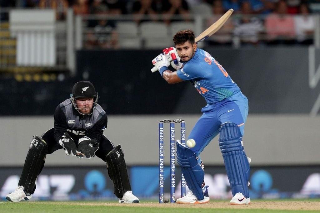 ન્યૂઝીલેન્ડના ઓકલેન્ડમાં રમાયેલી પ્રથમ ટી-20માં ભારતીય ટીમનો વિજય, શ્રેયસ ઐયર બન્યા મેન ઓફ ધ મેચ