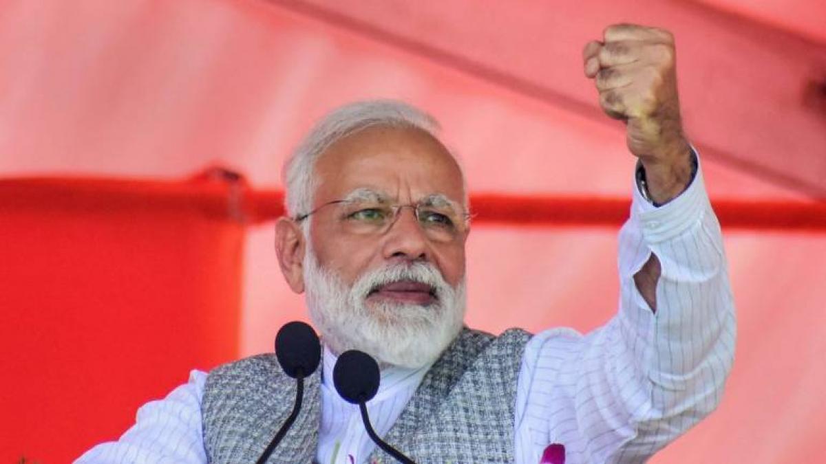 સંસદમાં પીએમ મોદીની મોટી ઘોષણા, હસ્તગત થયેલી 67 એકર જમીન પણ રામમંદિર ટ્રસ્ટને આપવામાં આવશે