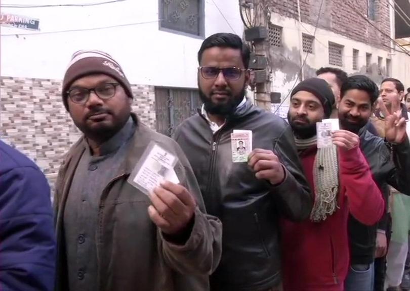 દિલ્હી : વિધાનસભાની ચૂંટણી માટે મતદાન શરૂ, 2 લાખથી વધુ મતદારો પ્રથમ વખત કરશે મતદાન