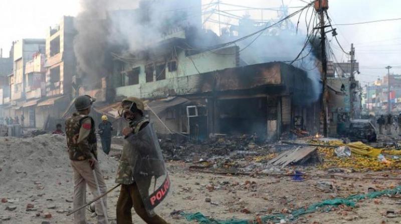 દિલ્હી : હિંસામાં મૃત્યુઆંક વધ્યો, 17 લોકોના અત્યાર સુધી મોત