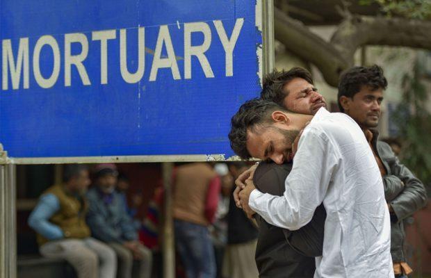 દિલ્હી હિંસા: દિલ્હી સરકાર હિંસા પીડિતોને આજથી વળતર આપશે