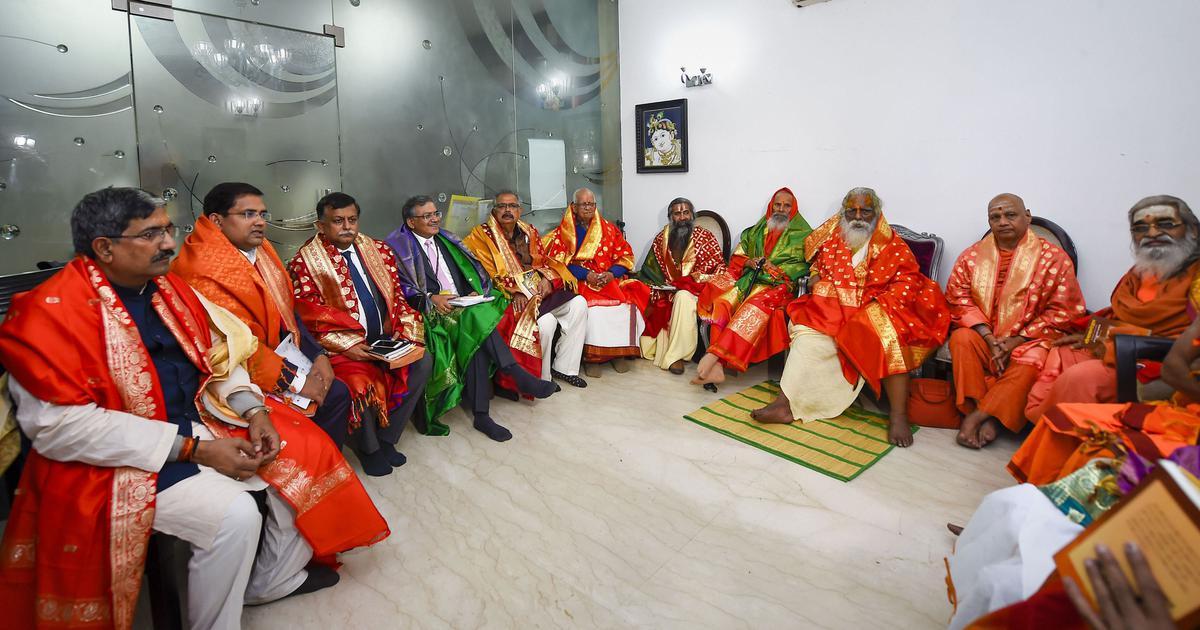 રામ મંદિર ટ્રસ્ટની આજે બેઠક, ભૂમિપૂજનનુંમુહૂર્ત બહાર આવે તેવી સંભાવના