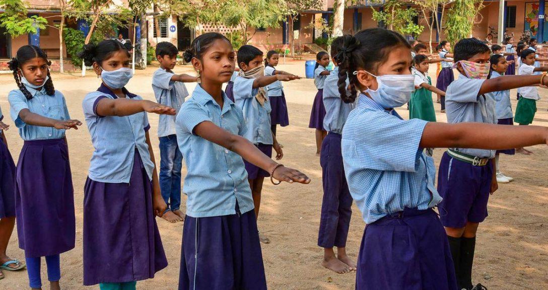 દિલ્હી : કોરોના વાઇરસના પગલે શાળાઓ 31 માર્ચ સુધી રહેશે બંધ
