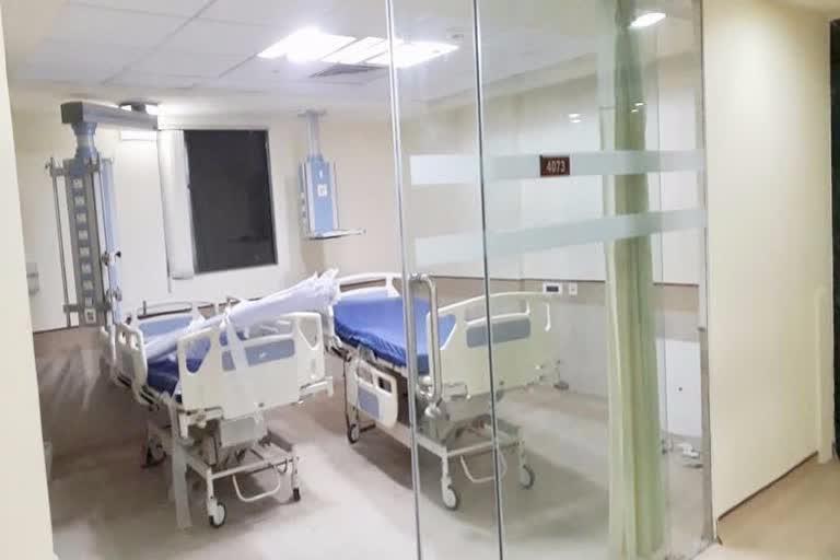 કોવિડ-19ઃ રિલાયન્સે ભારતમાં પ્રથમ 100 બેડની ક્ષમતાવાળી હોસ્પિટલ તૈયાર કરી
