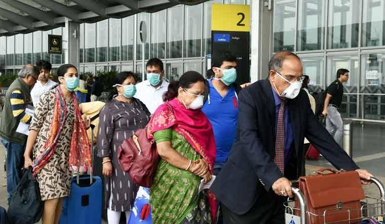18 જાન્યુઆરીથી 23 માર્ચ વચ્ચે વિદેશથી ભારત આવ્યા છે, 15 લાખ પ્રવાસીઓ...