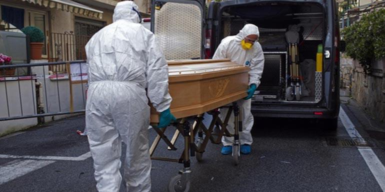 કોરોના વાયરસે ઈટાલીમાં મચાવ્યો હાહાકાર: મૃતકોની સંખ્યા વધીને 10 હજારને પાર
