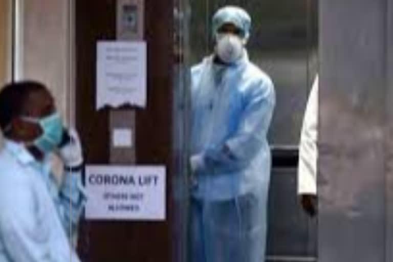 દિલ્હી સ્ટેટ કેન્સર ઇન્સ્ટીટ્યુટના નર્સિંગ સ્ટાફના બે સભ્યોને કોરોના પોઝિટિવ