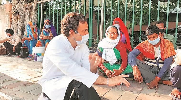 રાહુલ ગાંધીએ યૂટ્યૂબ પર શેર કરી ડોક્યુમેંટ્રી, પ્રવાસી મજૂરોએ જણાવ્યો દર્દ