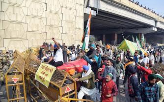 મોદી સરકાર સામે ખેડૂતો લડી લેવાના મૂડમાં, ભારત બંધનું એલાન આપ્યું  સાથેજ પીએમ મોદીના પૂતળાનું દહન કરશે